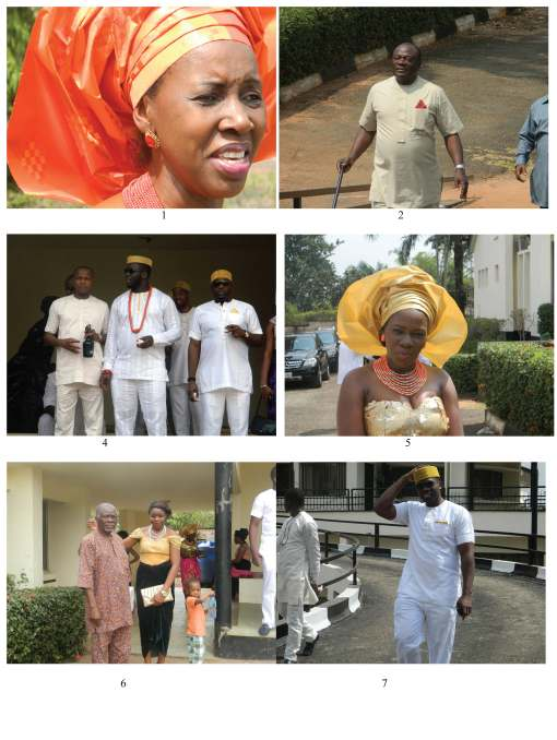 Great Moment For Iyizoba & Ugochukwu:  Traditional Wine Carrying In Pictures