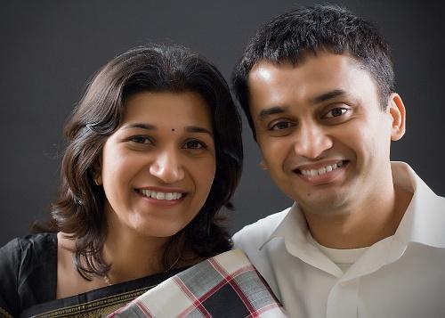 couple donate banquet