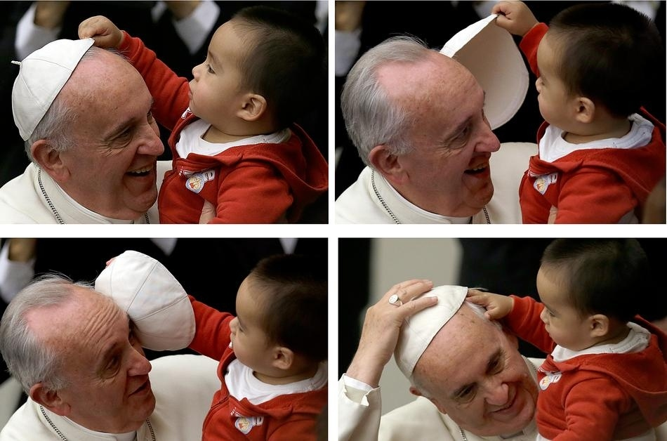 pope moment