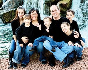 Luma sims with Family